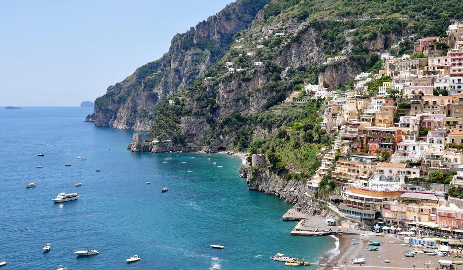 Day Trip to the Amalfi Coast