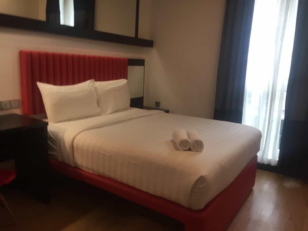 Review: Dayroom Stay at Tune Hotel KLIA2, Kuala Lumpur - etrip tips