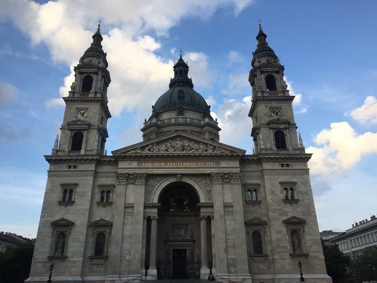 Budapest Basilica of St Stephen