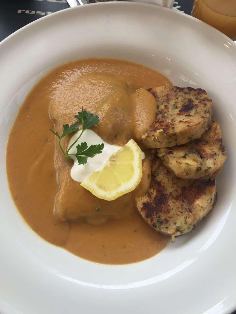 Budapest restaurant - Boom n Brass