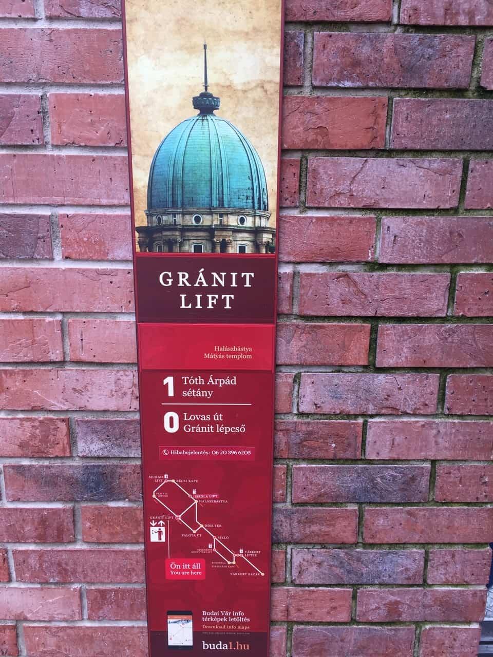 Budapest Lift