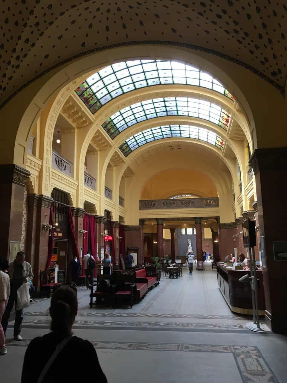 Budapest Baths Gellert