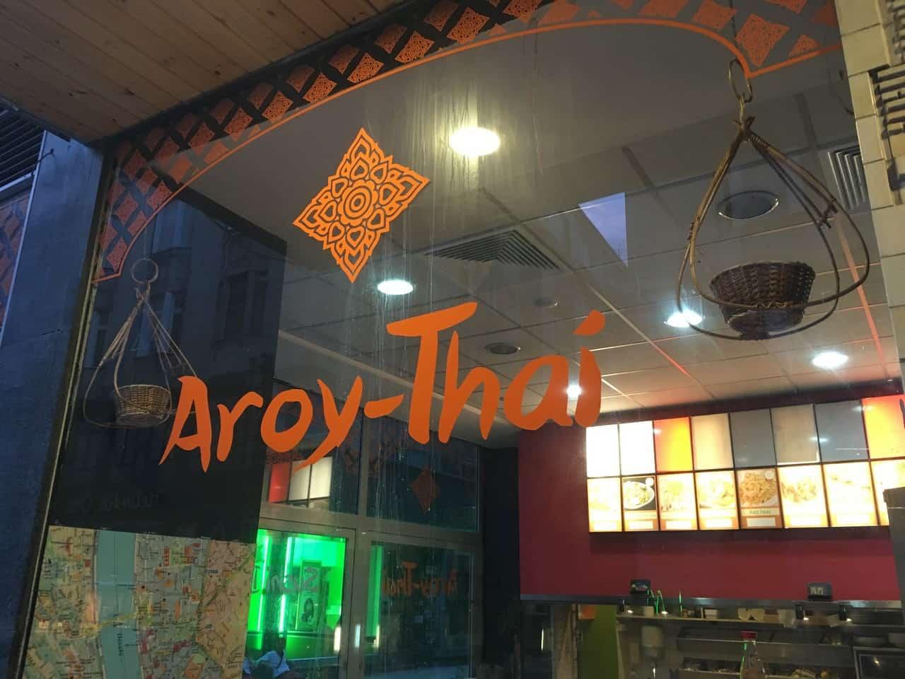 Budapest Restaurant - Aroy-Thai