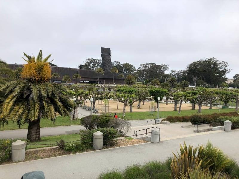 Hop-On Hop-Off Bus San Francisco - Golden Gate Park