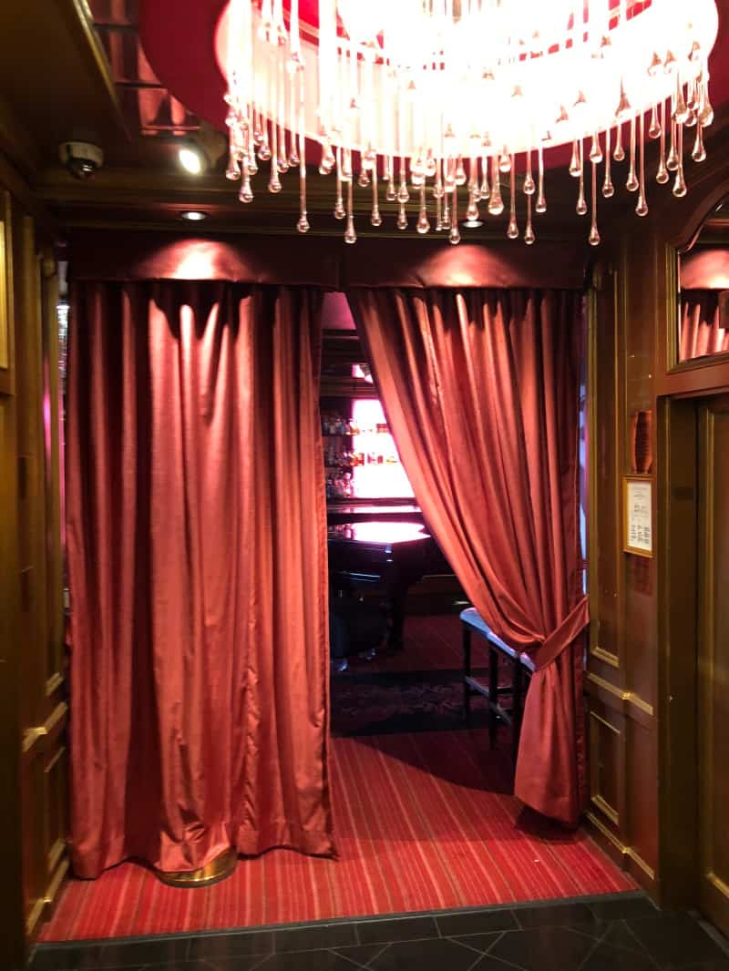 Kimpton Sir Francis Drake Hotel, Union Square, San Francisco - starlight room