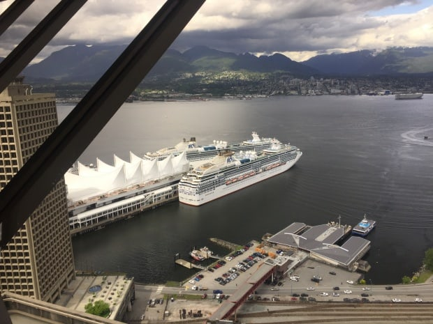 Fun things to do in Vancouver - The Lookout