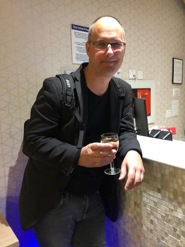 Ibis Styles Heathrow Airport Hotel - reception.