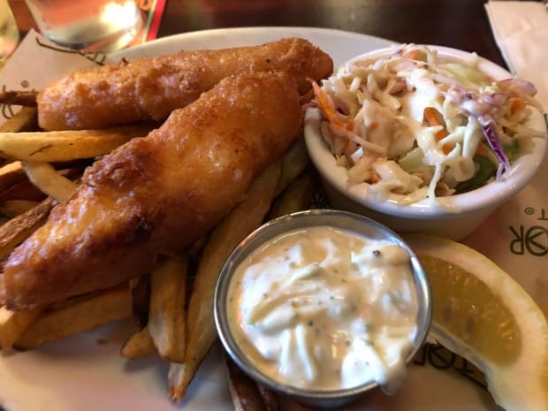 McMenamins Lighthouse Brewpub - local Lincoln City restaurant