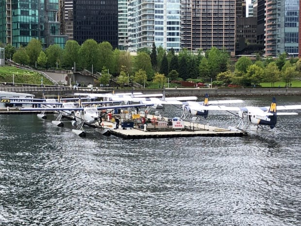 Fun things to do in Vancouver - Seaplanes