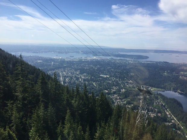Fun things to do in Vancouver - Grouse Mountain