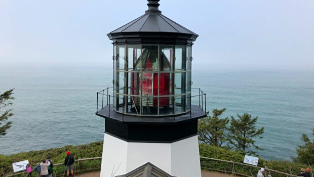 Lincoln City, Oregon - Cape Meares Lighthouse