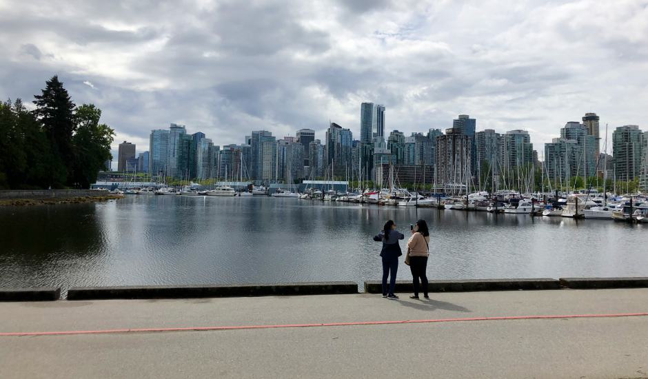 Fun things to do in Vancouver - City View