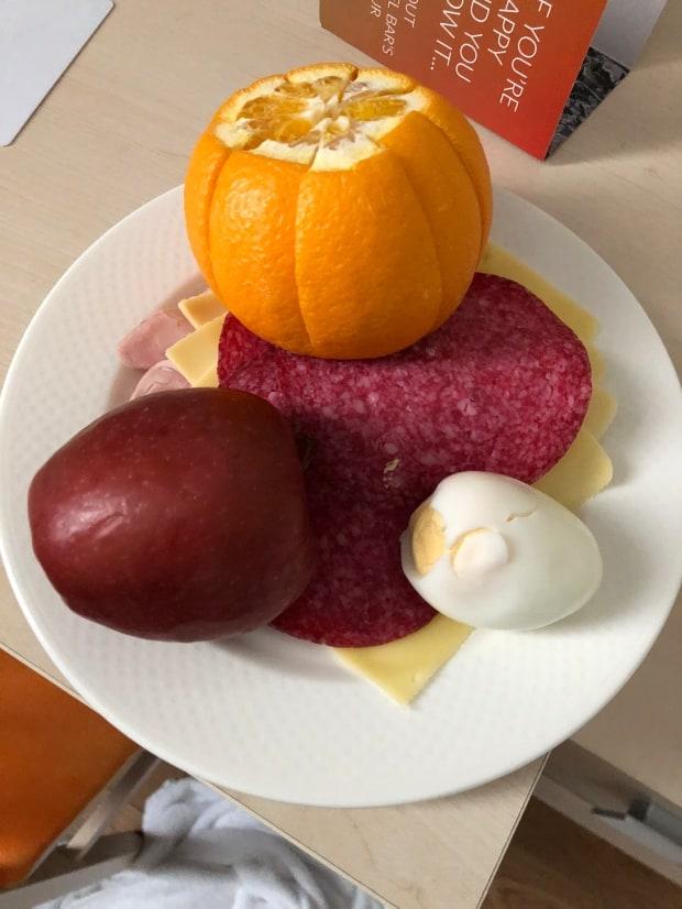 Reykjavik accommodation - Hotel Klettur breakfast