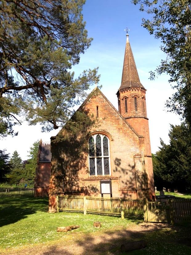 Wedding De Vere Latimer Estate - St Mary Magdalene Church